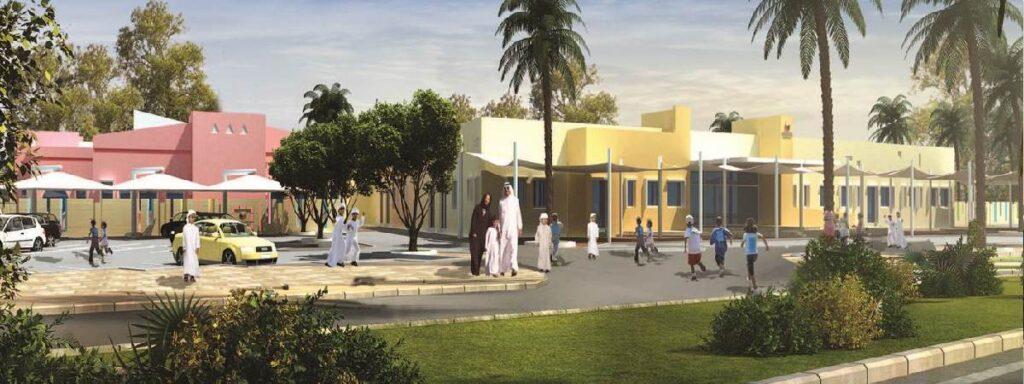 Abu Dhabi Future School Program Phase 8 Package 5