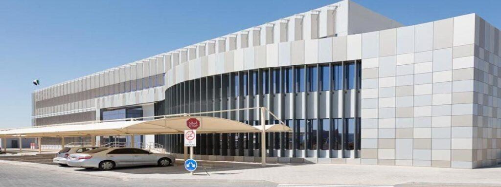 Accelerator Building 1 – MASDAR City