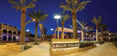 Al Argan Village – LEED for Homes Platinum