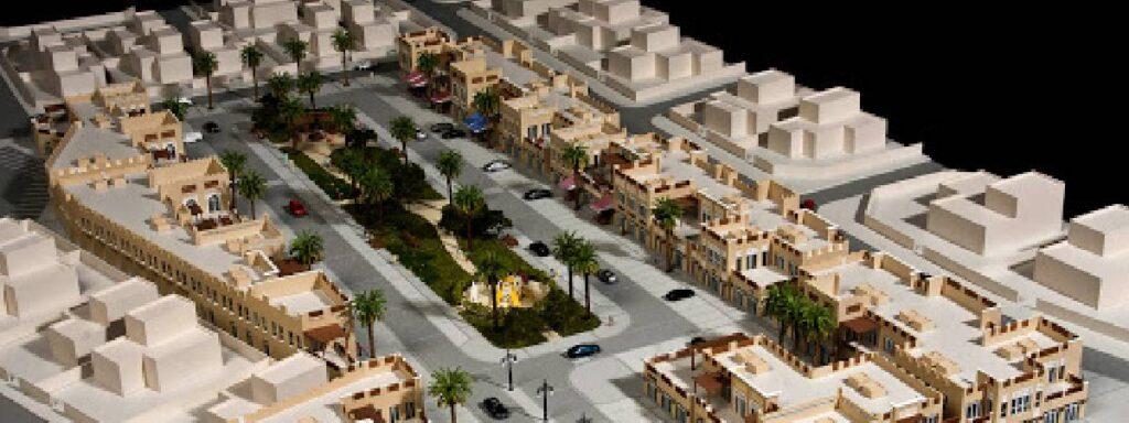 Al Argan Village-LEED for Homes Platinum