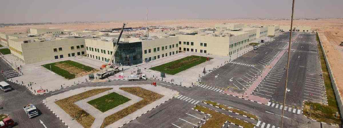 Al Khor Academy Phase 1 and Phase 2 – LEED Gold
