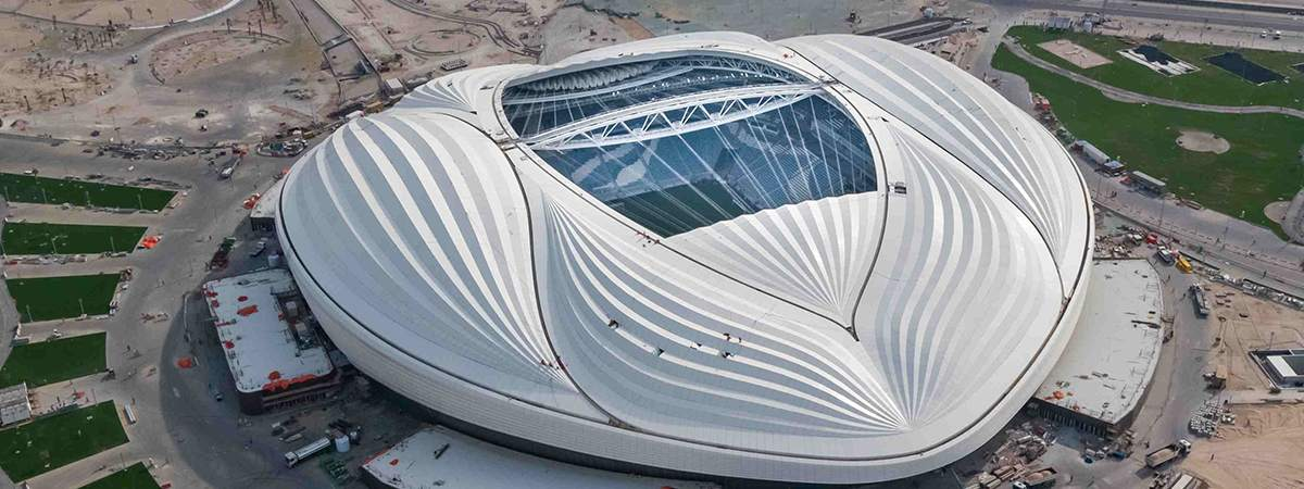 Al Wakrah Stadium and Sports Complex – GSAS 4 Star