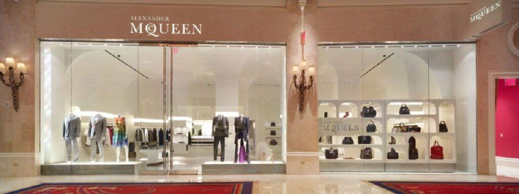 Alexander McQueen Boutique
