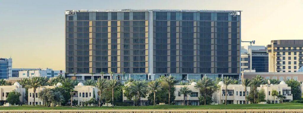 Aloft Hotel – Deira City Centre
