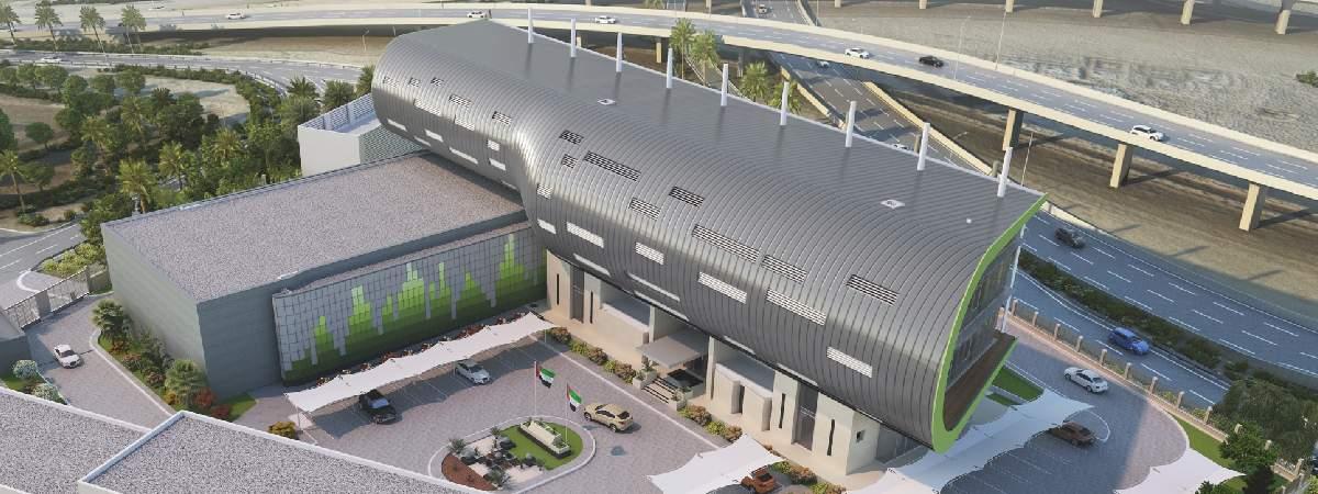 DEWA Data Centre – MORO Hub