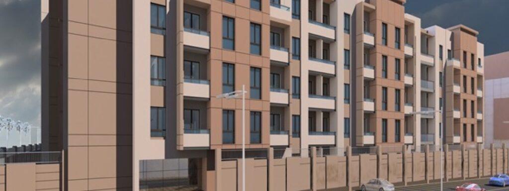 DEWA G + 5 Staff Accomodation – LEED for Homes Gold and Al Saf'at Gold