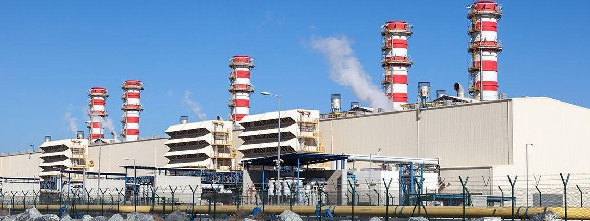 DEWA K Station – Gas Turbine Station