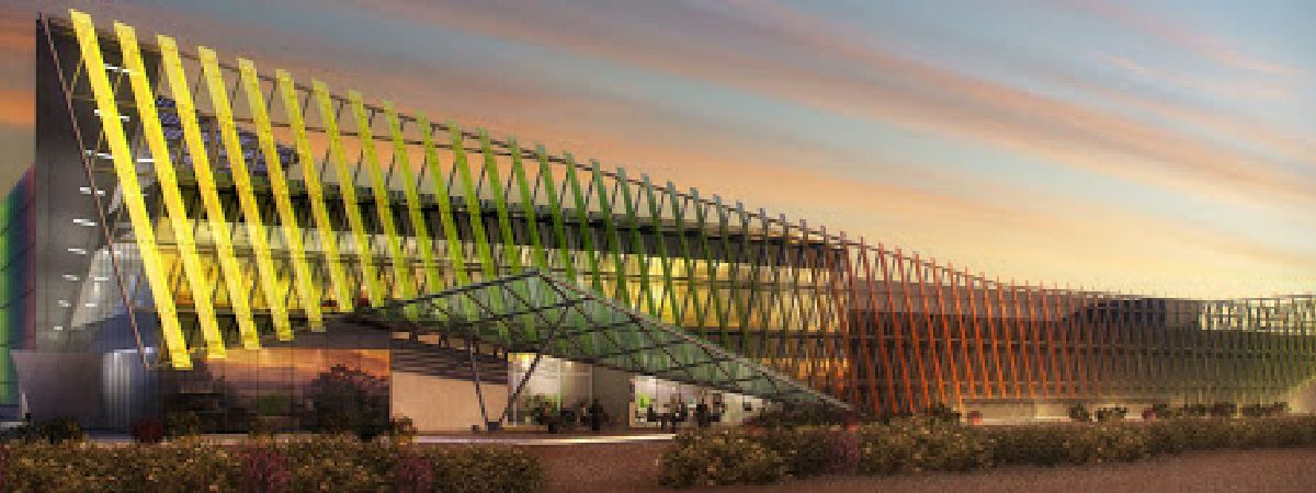 DEWA Research and Development Center – LEED Platinum