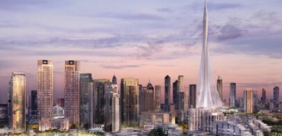 Dubai Creek Harbour – DM GBR