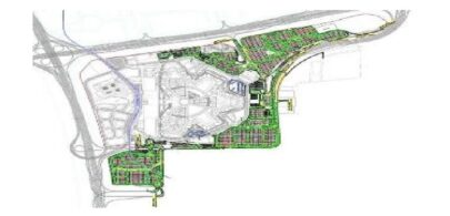Expo 2020 Car Park – CEEQUAL Excellent