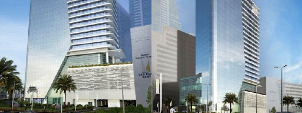 FEB Tower – Bahrain Financial Harbour – LEED Silver