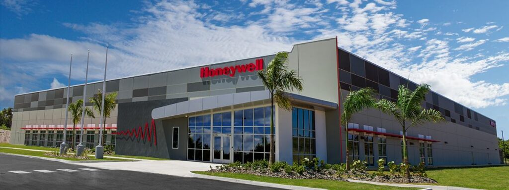 Honeywell Head Office