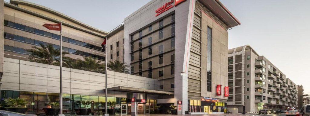 Ibis – Novotel – Mall of the Emirates
