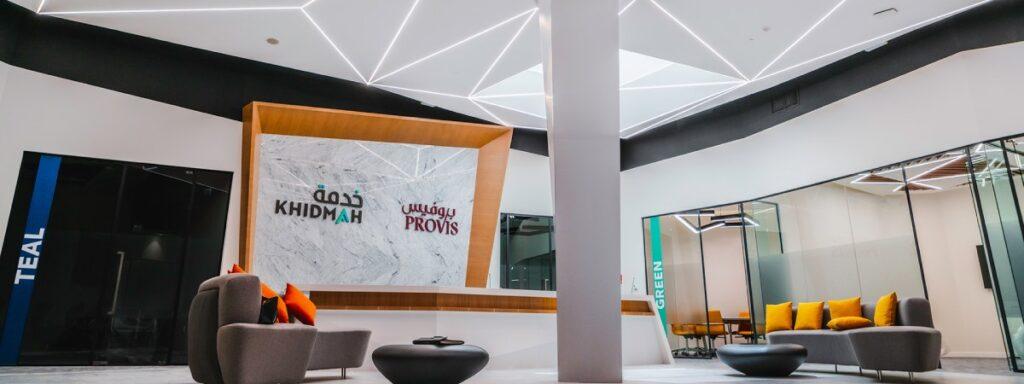 KHIDMAH Headquarters – LEED Platinum