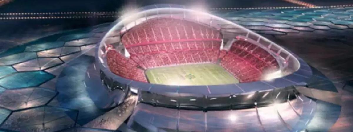 Lusail Football Stadium – GSAS 4 Star