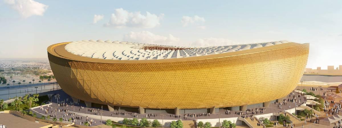 Lusail Stadium Plenum Area