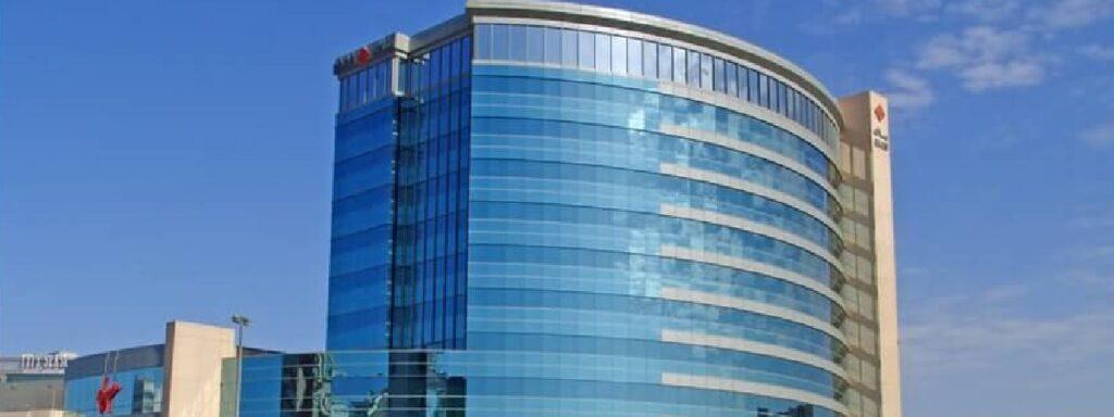 Majid Al Futtaim Tower 1 – LEED Gold
