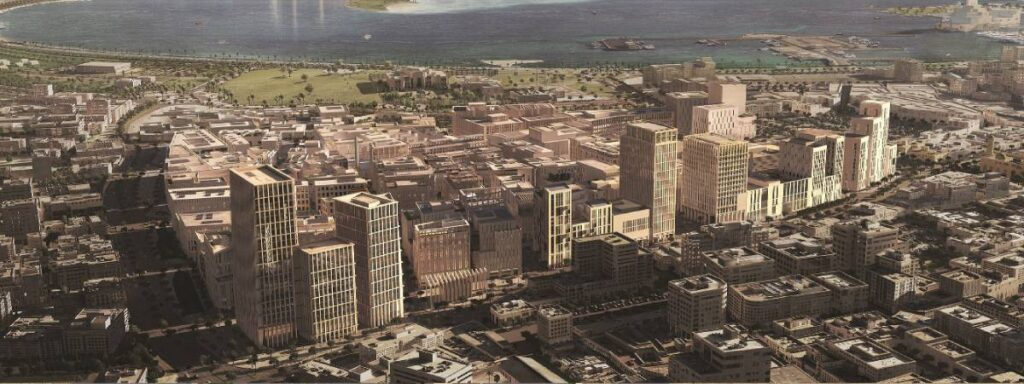 Msheireb Downtown Development – LEED Gold