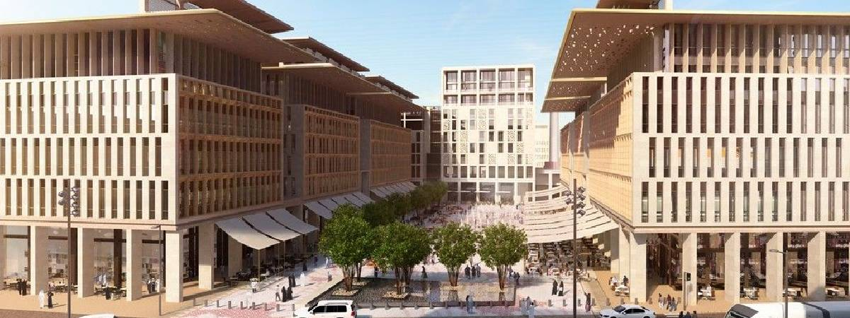 Msheireb Downtown Phase (1B)