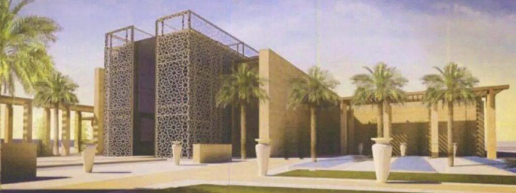 Qatar Rehabilitation and Healthcare Center – GSAS 3 Star