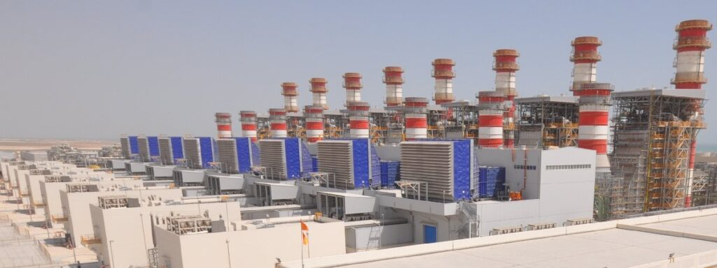 Ras Girtas Power Company