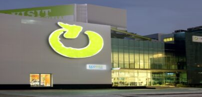 The Change Initiative – Highest Rated LEED Platinum Building in the world – 107 points