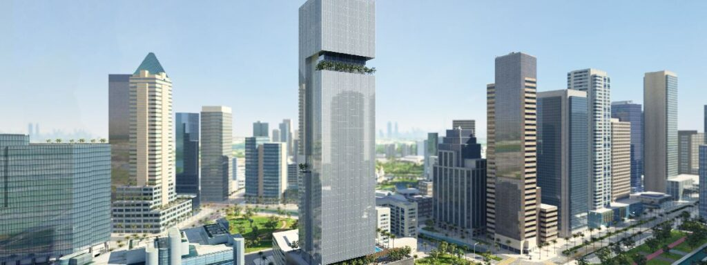 The One at Jumeirah – EHS Green Building Certified
