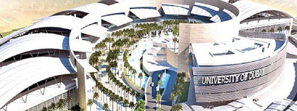 University of Dubai – LEED Gold