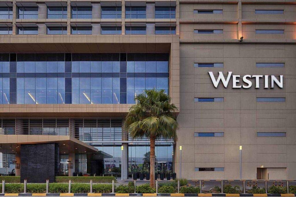 Westin Hotel – Bahrain City Centre